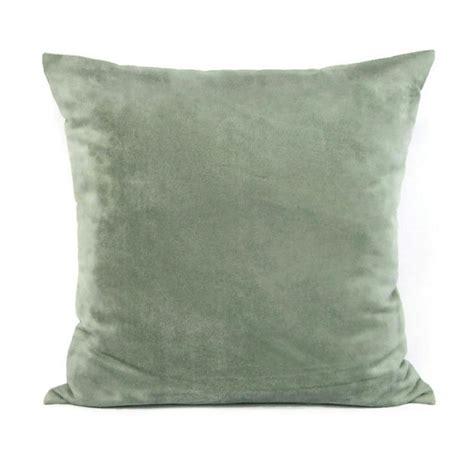 seafoam green pillows seafoam suede pillow cover decorative throw accent toss sofa