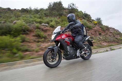 Motorrad 48 Ps Wie Schnell by Honda Cb500x 2013 Testbericht