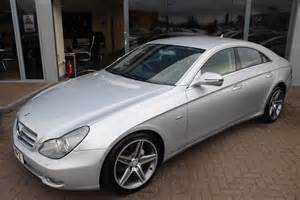 Mercedes Cls350 Used Iridium Silver Mercedes Cls350 Cdi For Sale Cheshire