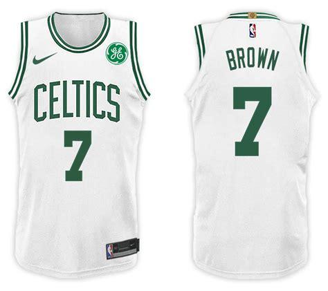 Nike Boston Brown nike nba boston celtics 7 jaylen brown jersey 2017 18 new