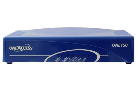 oneaccess multi service routers one150