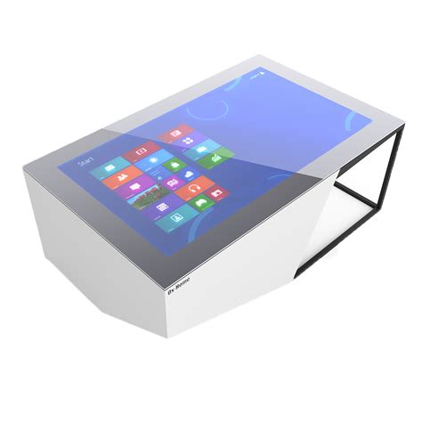 coffee table touchscreen ox home inventor of mirror screen