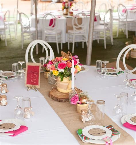 bridal shower supplies south africa a rustic chic rustenburg wedding south wedding