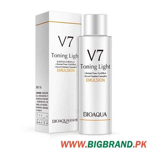 Bioaqua V7 Toning Light bioaqua v7 toning light sun spray