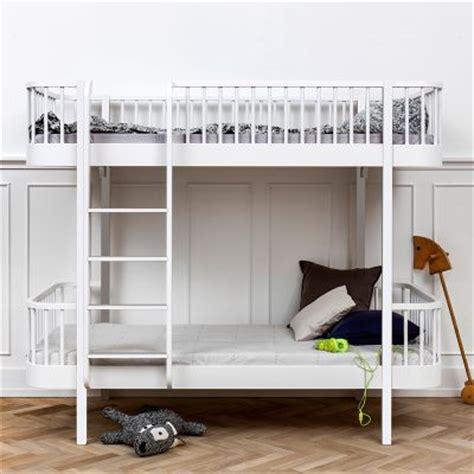 oliver furniture bett etagenbett stockbett wood collection