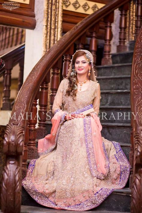 pink colour combination dresses 15 latest style walima bridal dresses to look gorgeous