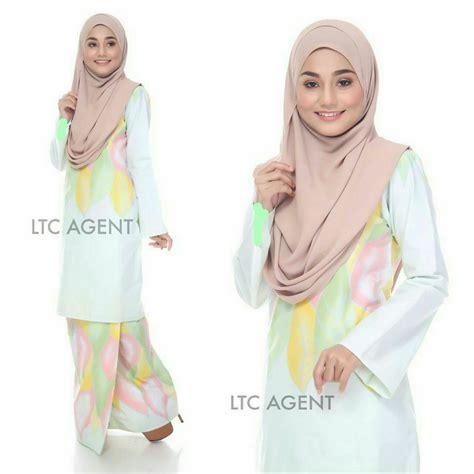 baju kurung moden anzalna saeeda collections