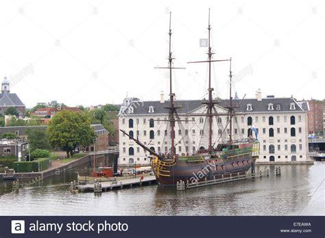 amsterdam museum national dutch national maritime museum in amsterdam netherlands