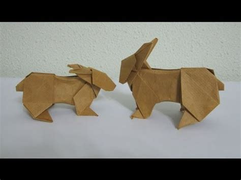 Origami Introduction - introduction origami rabbit