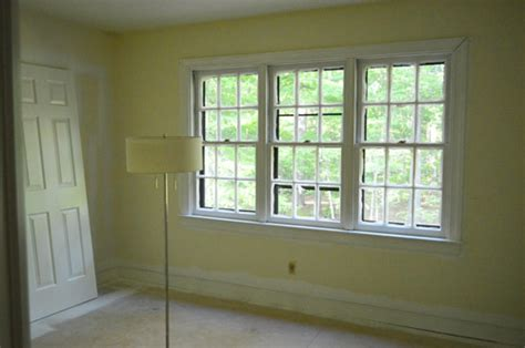 How To Paint Interior Windows by Priming And Painting Our Trim And Doors With A Paint
