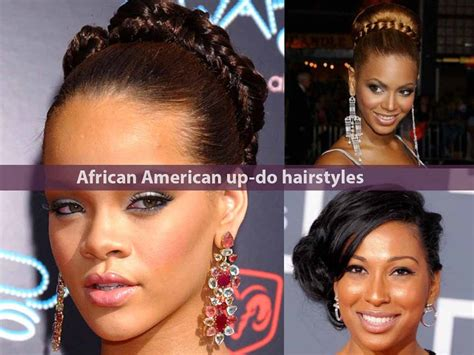 up hairstyles african americans amazing african american up do hairstyles hairstyle for