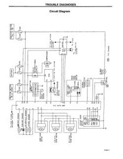 auto air conditioning service 1999 infiniti i engine control repair guides heating ventilation air conditioning