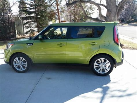 Kia Soul Rear Spoiler 2014 Kia Soul Rear Spoiler Any Owners It Page 5