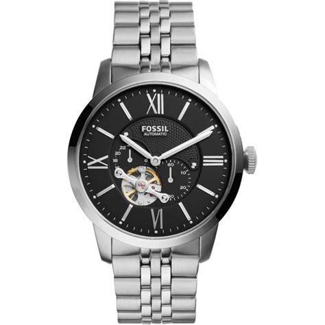 montre fossil me3107 montre automatique argent homme sur bijourama montre homme pas cher en