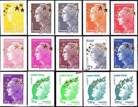 la nouvelle marianne des timbres la s 233 rie de 15 timbres maxi marianne 201 toiles d or 2012