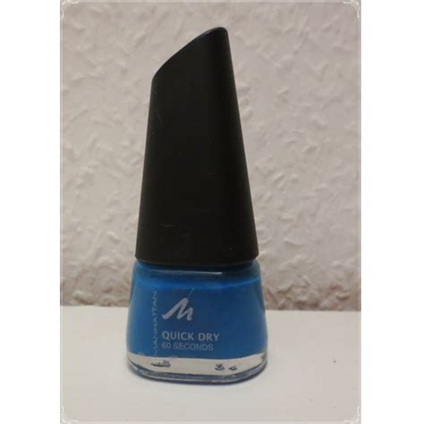 manhattan farbe test nagellack manhattan 60 seconds nail