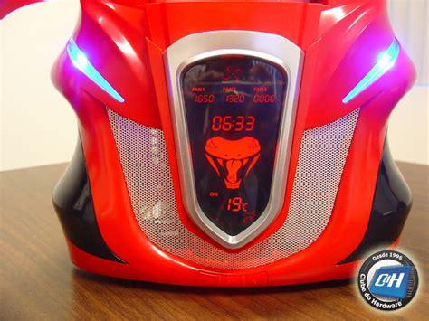 gabinete viper gabinete xg viper 2 gabinetes clube do hardware