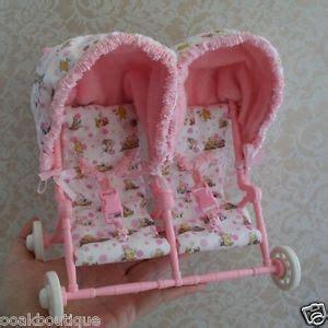 reborn car seats on ebay stroller buggy w new seats hoods for mini