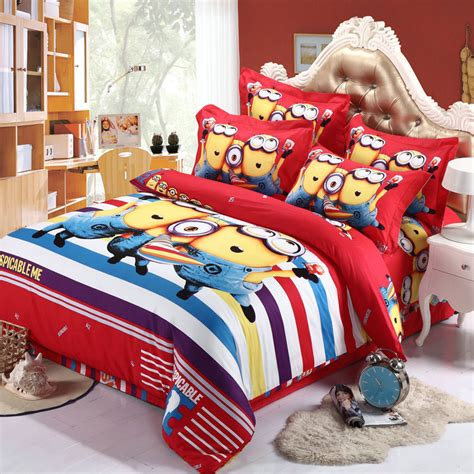 despicable me minion bed set ebeddingsets