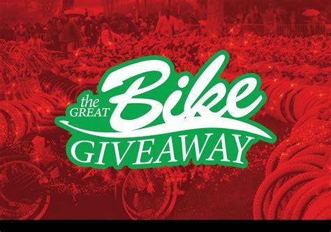 Great Bike Giveaway - the great bike giveaway dream city church