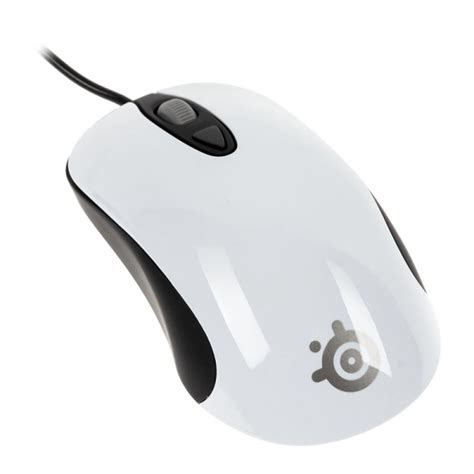 Mouse Steelseries V3 steelseries optical gaming mouse kinzu v3 white gamo 505 from wcuk