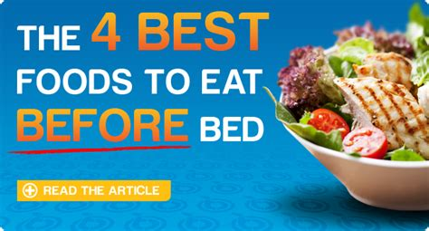 best food to eat before bed biotrust nutrition honest nutrition for your ultimate