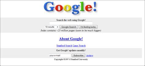 google imagenes version web the top 7 milestones of google search search engine land