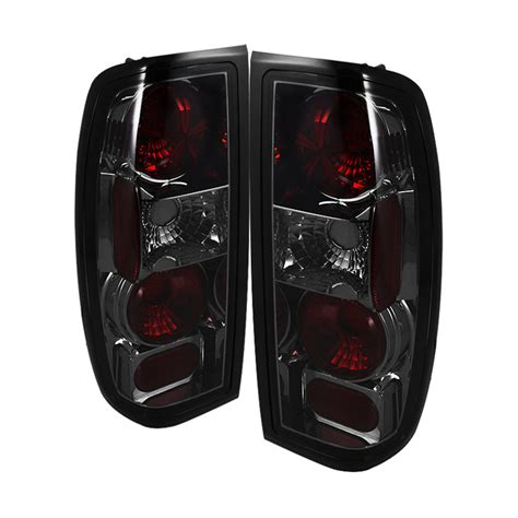 2014 nissan frontier tail lights 1998 2000 nissan frontier altezza tail lights smoke