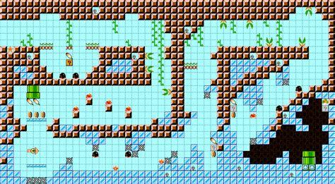 Mario Maker Design Ideas | super mario maker level design layouts and ideas page 10