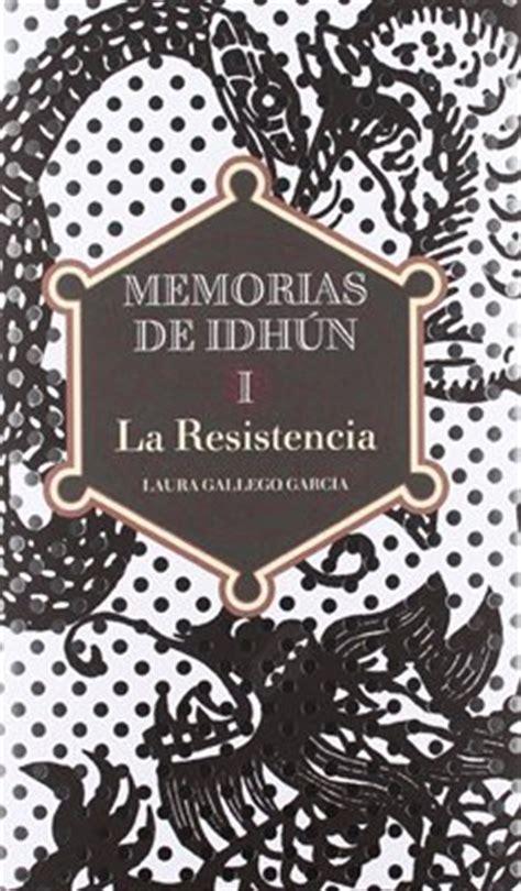 leer libro e memorias de idhun la resistencia memorias de idhun memoirs of idhun en linea leer la resistencia online laura gallego descargar pdf