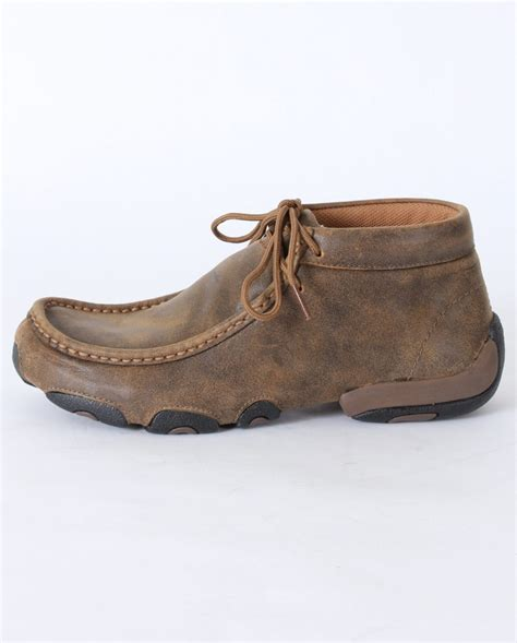 boots brands twisted x boots 174 s driving moccasin fort brands