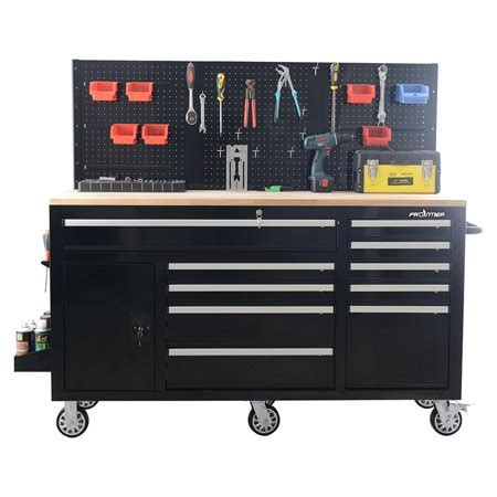 mini storage mobile al frontier 62 inch heavy duty mobile work station tool