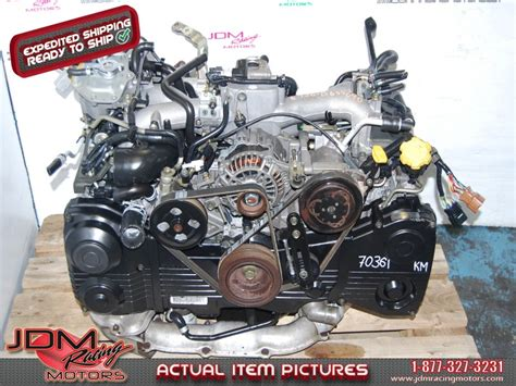 subaru impreza turbo engine id 2104 ej205 motors impreza wrx subaru jdm engines