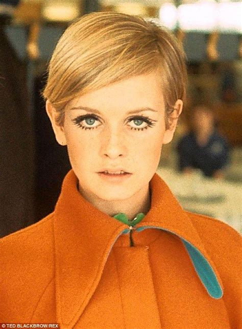 Twiggy S Life In 15 Hairstyles Daily Mail Online | twiggy s life in 15 hairstyles twiggy mail online and