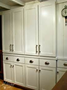 Diy Kitchen Pantry Cabinet Blue Roof Cabin Diy Pantry Cabinet Using Custom Cabinet Doors