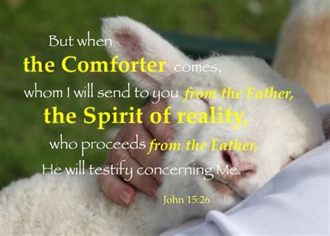jesus sends the comforter the spirit of reality archives a god man in christ