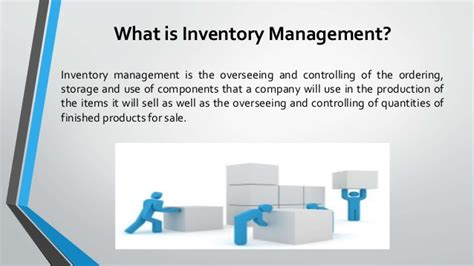 what is a one inventory management