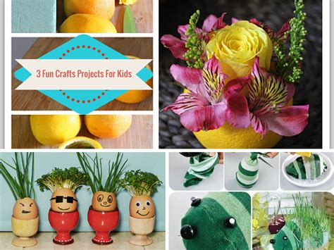 these 4 diy crafts for are the most crafts to try