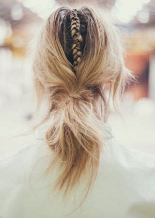 braids that arent heavy 17 best ideas about french braid ponytail on pinterest