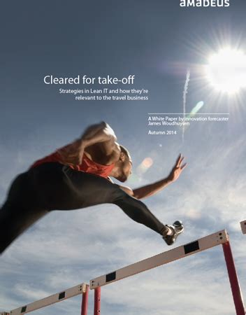 Cleared For Take by Woudhuysen Strategies In Lean It Their Relevance To The