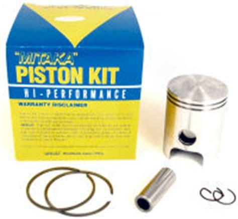 Piston Kawasaki Bosh Uk 50 p j motorcycle engineers ltd kawasaki ar50 engine parts