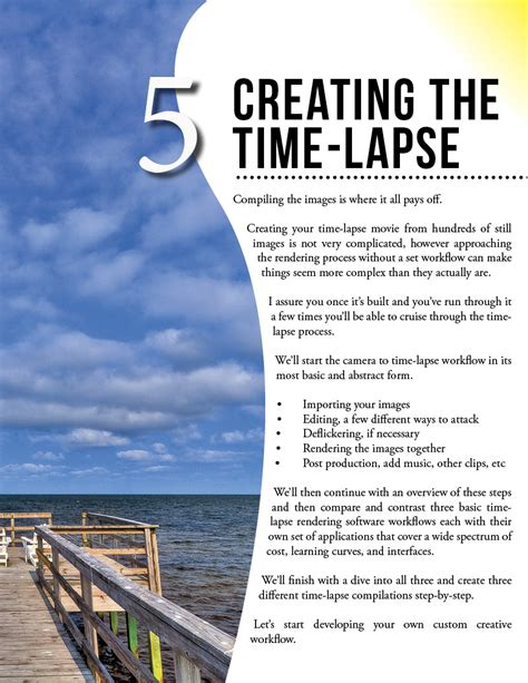 tutorial video time lapse timelapse photography tutorial ebook