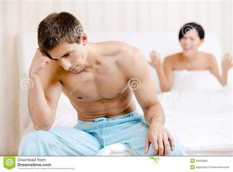 signs he is gay in the bedroom young young married couple argues in bed royalty free