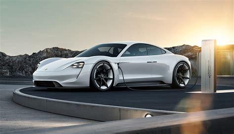 Porsche Elektroauto by Porsche Elektroauto Sportler Mission E Wird Gebaut Bilder