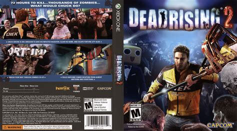 Ps4 Dead Rising 2 Usa dead rising 2 dvd cover 2016 usa xbox one