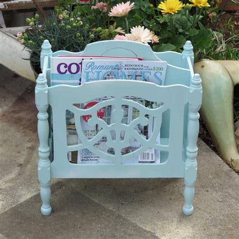 cottage style magazine cottage style magazine rack crafts diy