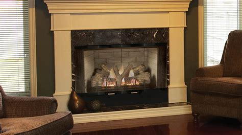 How To Vent A Fireplace by Sbv Series B Vent Gas Fireplace
