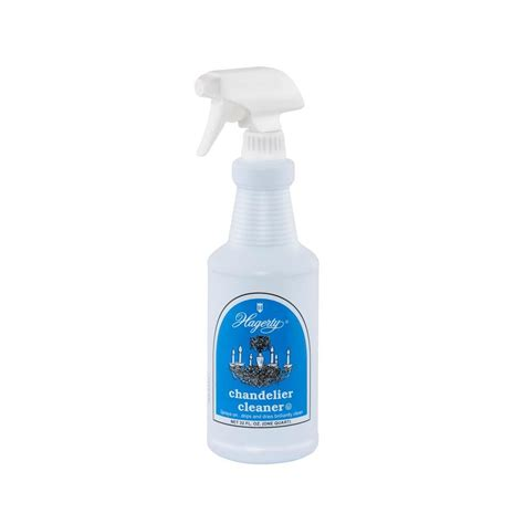Chandelier Cleaner Hagerty 32 Fl Oz Chandelier Cleaner 91320 The Home Depot