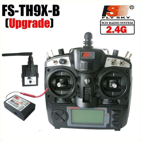 Tx Rx Flysky Fs Th9b 9ch flysky fs th9x th9x 2 4ghz 9ch transmitter receiver fs r9b