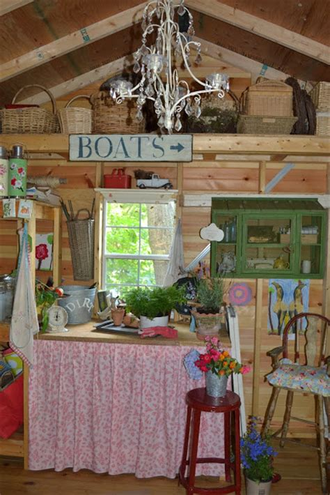 shabby chic shed three pixie a shabby shed chic meets country
